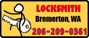 Locksmith Bremerton WA