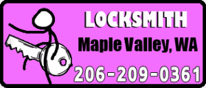 Locksmith Maple Valley WA