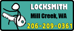 Locksmith Mill Creek WA