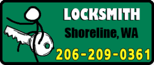 Locksmith Shoreline WA