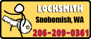 Locksmith Snohomish WA